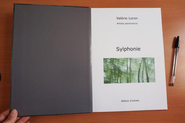 Livre Sylphonie page 1