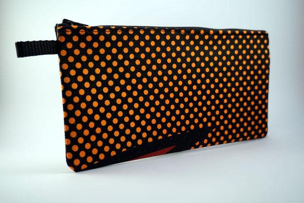 Orange und schwarz - das geht ab!