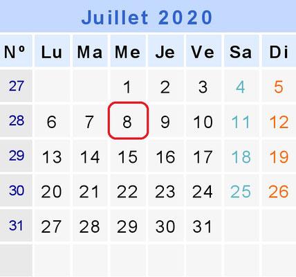 Track Day de Juillet