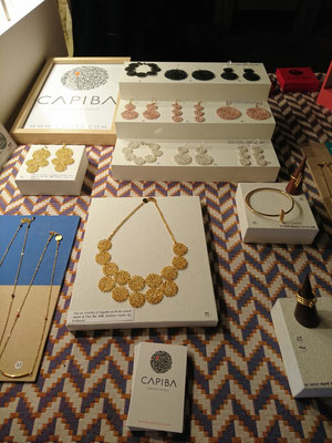 capiba bijoux marché noël