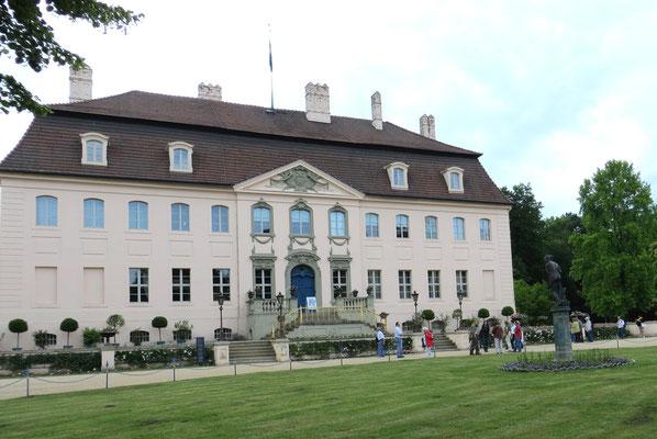 Das Schloss in Branitz, auch von innen sehr sehenswert