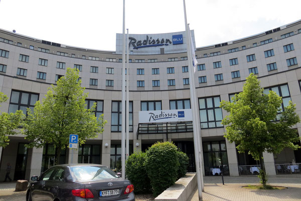 Unser Hotel in Cottbus
