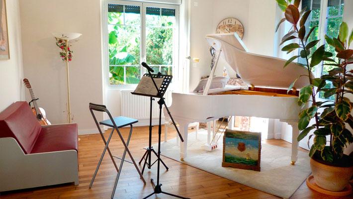 Salle piano