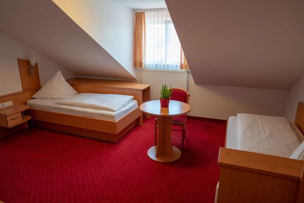 Zweibettzimmer Standard