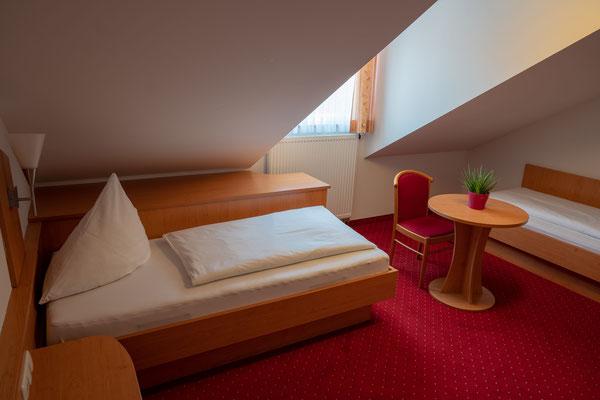 Beispiel Zweibettzimmer