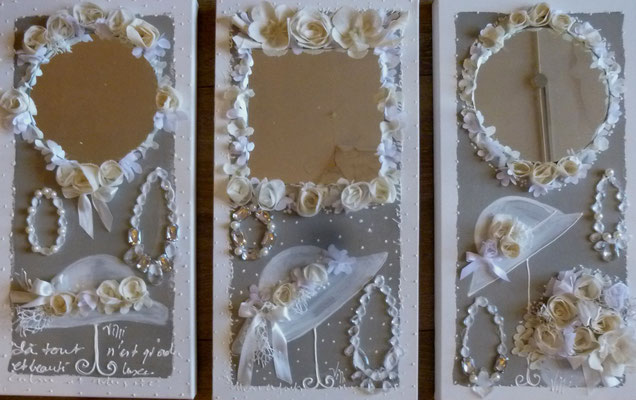Mariage blanc 3x30x60