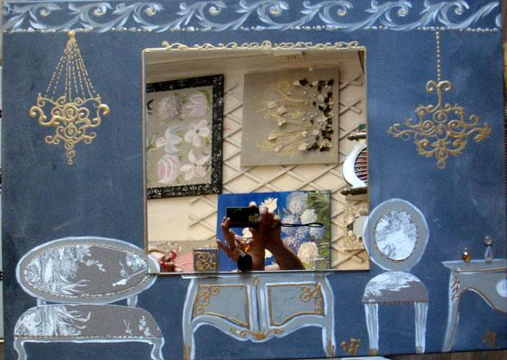 Appartement à Versailles 50x70