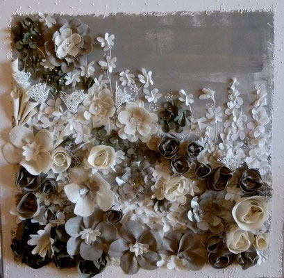 Fleuries 70x70