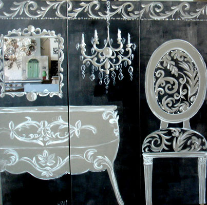 Appartement à Versailles 3x40x120