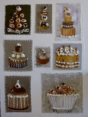 News cakes beiges 80x60