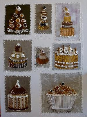 New cakes 80x60