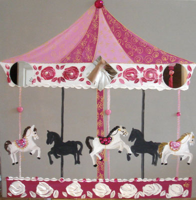 Manege rose 60x60