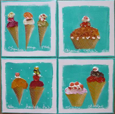 Ice cream 4x30x30
