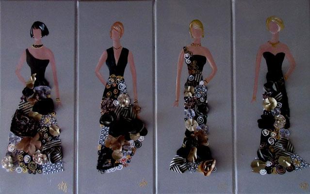 Manequins K 4x20x50 cm