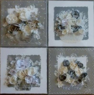 Bouquet 17 4x30x30