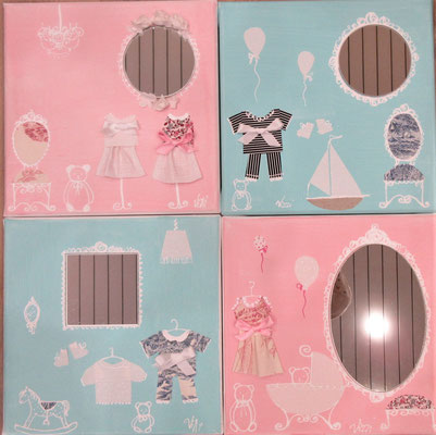 BB layette 30x30x4