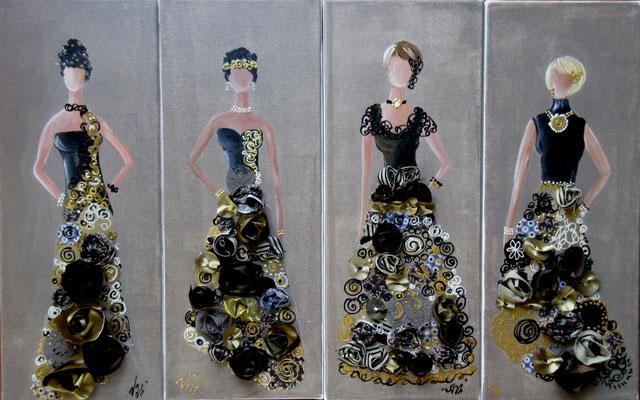 fleurs sur maneqyuins 4x20x50