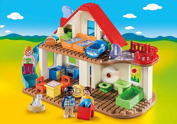Playmobil 123 - Maison familiale