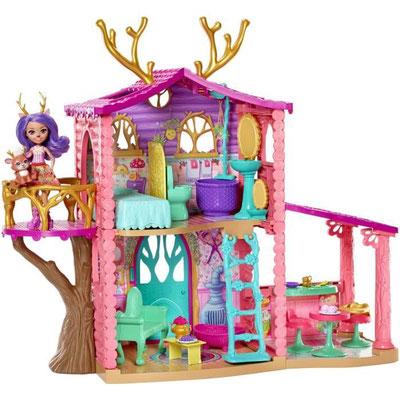 Enchantimals - Maison de Danissa Biche