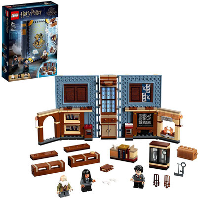 Lego Harry Potter - Le cours de sortilèges