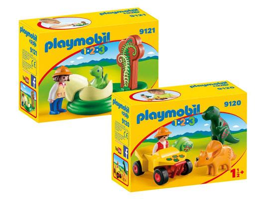 Playmobil 123 - Dinosaures