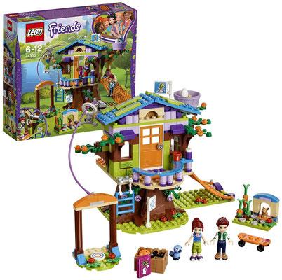 Lego Friends - La cabane dans les arbres de Mia