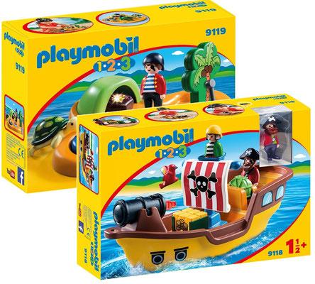 Playmobil 123 - Pirates
