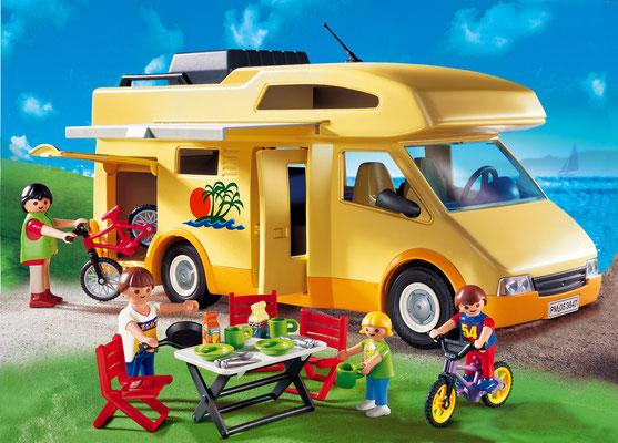 Playmobil - Camping-Car