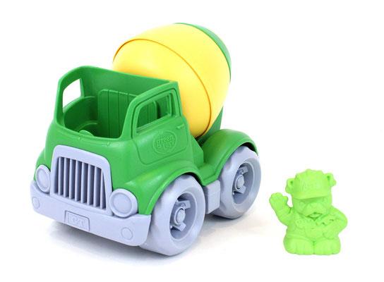 Véhicule GreenToys - Camion bétonnière