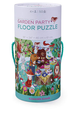 """Puzzle géant """"Garden Party"""""""