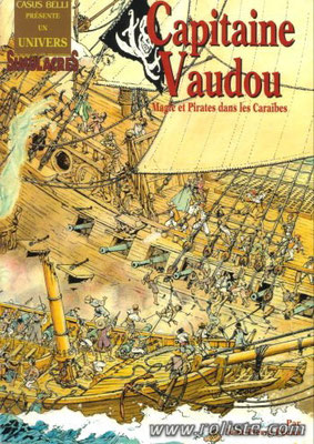 Capitaine Vaudou