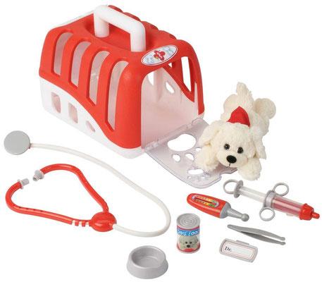 Trousse de soins vétérinaires