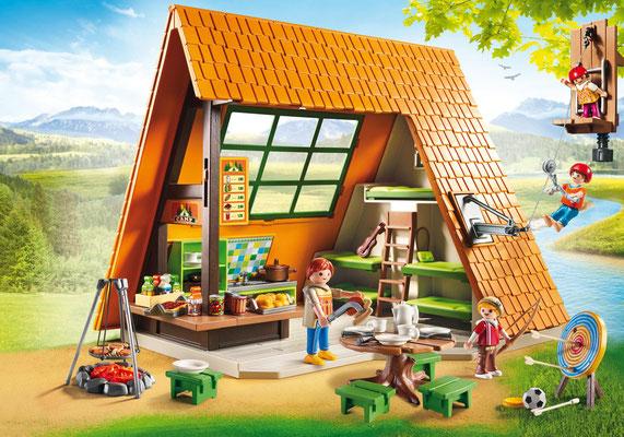 Playmobil - Gîte de vacances