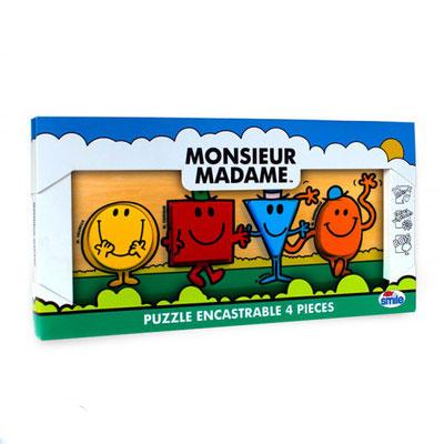 """Encastrement """"Monsieur Madame"""""""