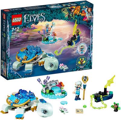 Lego Elves - Naida et le piège de la tortue d'eau
