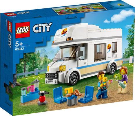 Lego City - Le camping-car des vacances