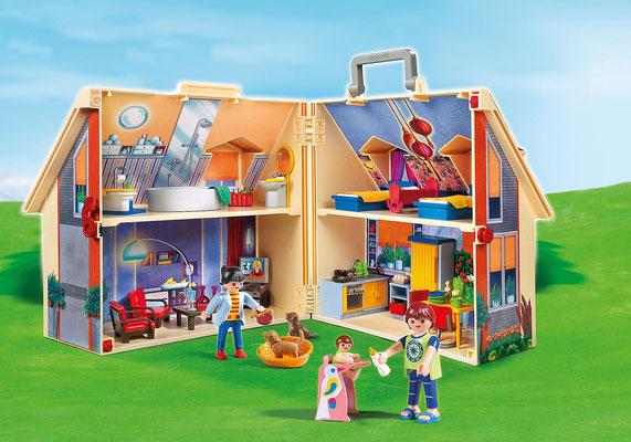 Playmobil - Maison transportable