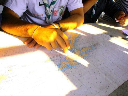 Cours de Navigation et épreuves de Brevet Majeur Patron