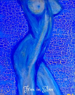 40 x 50 cm, Acryl, Öl, Reißlack auf Leinwand