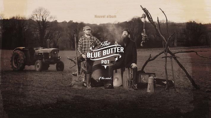 The Blue Butter Pot - 24/02/2017