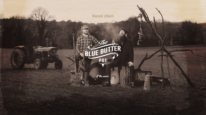 The Blue Butter Pot - 24/02/2017