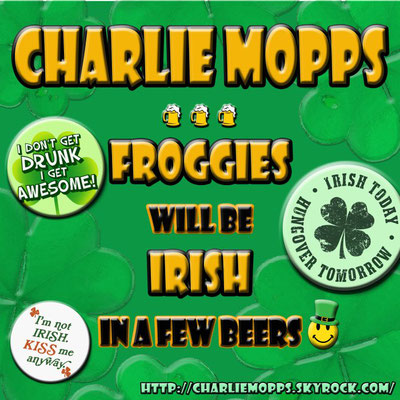 Charlie Mopps