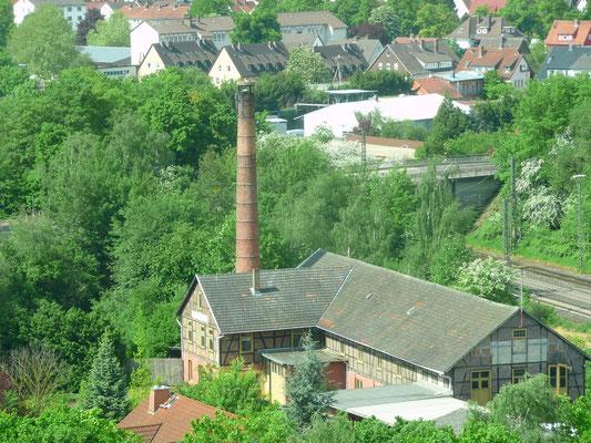 Storchenhorst Mose vom Kalkofen aus fotografiert.   Foto: Dieter Mose
