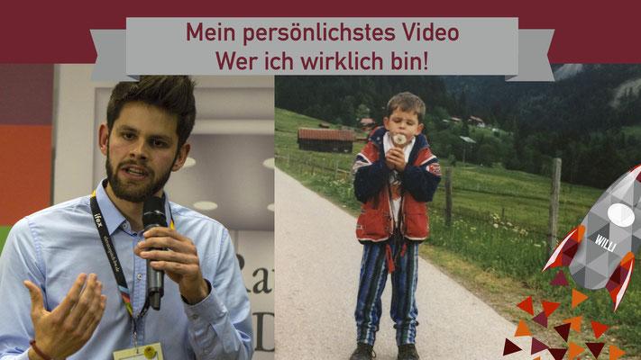 Willi will gründen: Wer ich wirklich bin Lukas Kauderer