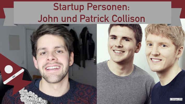 Willi will gründen: John und Patrick Mollison