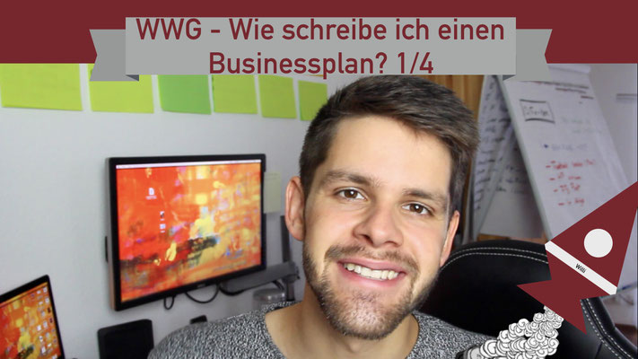 Willi will gründen: Businessplan 1/4