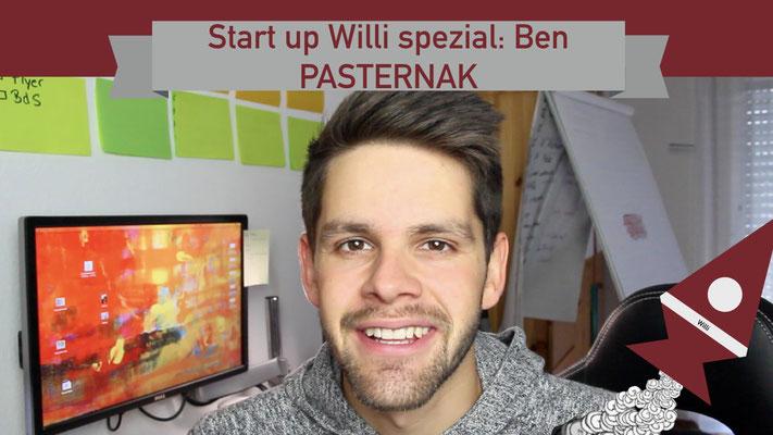 Willi will gründen: Ben Pasternak