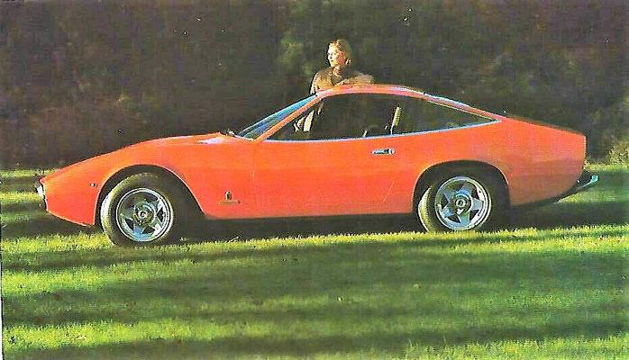 Pressefoto Ferrari 365 GTC/4 (Pressefoto Ferrari)