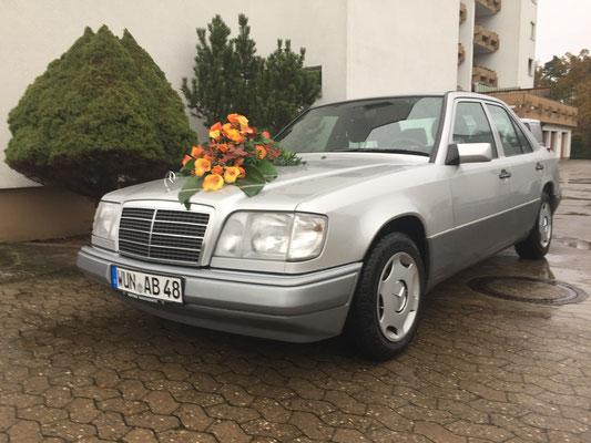 Oldtimer Hochzeitsauto mieten Fischer-Classic -24