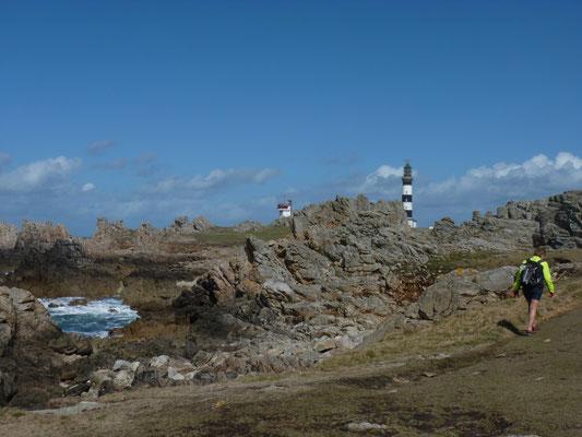 Le phare et le sémaphore du Créac'h